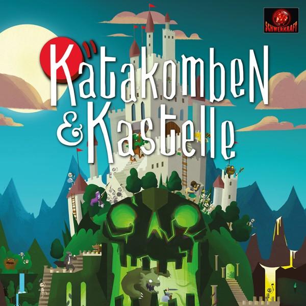 Katakomben & Kastelle: Grundspiel