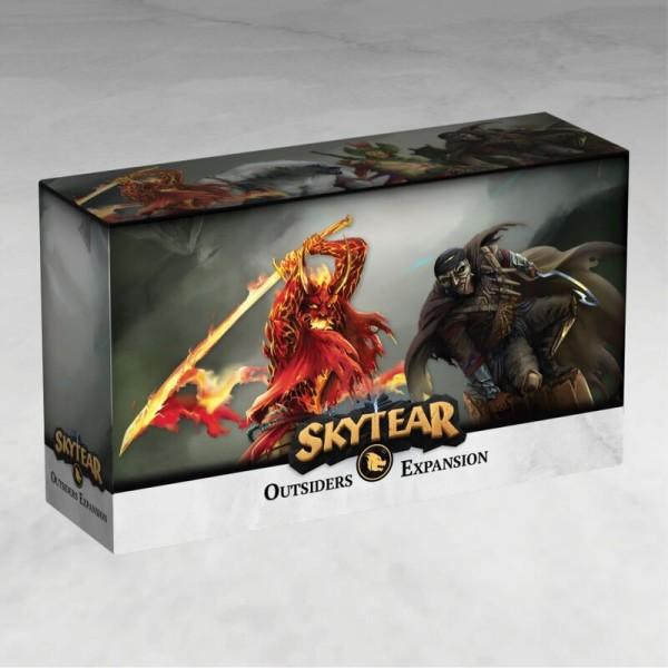 Skytear Outsiders Expansion 1 (DE)