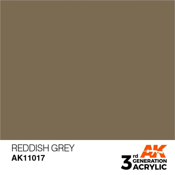 Reddish Grey - Standard