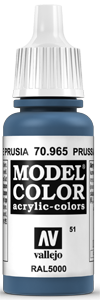 051 Preussisch Blau (Prussian Blue)