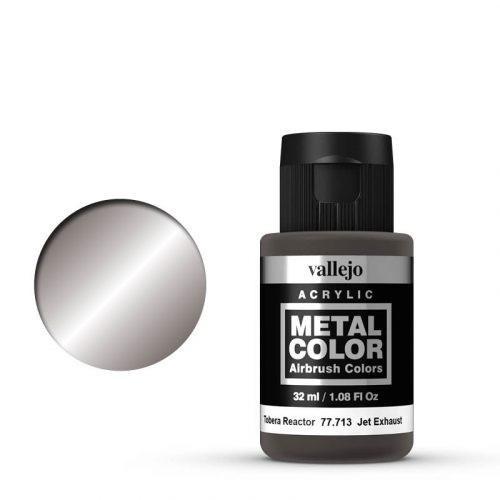 Vallejo Metal Color 713 Jet Exhaust 32 ml.