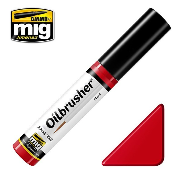 Oilbrusher Red (10ml)