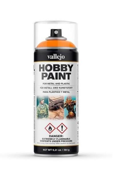 Vallejo Hobby Paint Spray Sun Yellow