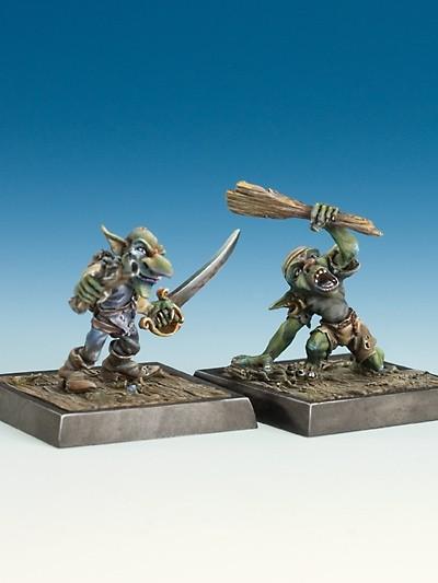 Goblin Hasardeur und Velero