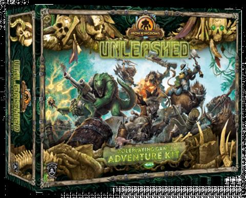 Iron Kingdoms: Entfesselt-Abenteuerset