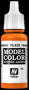 185 Transparent Orange
