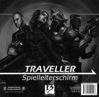 Traveller Spielleiterschirm