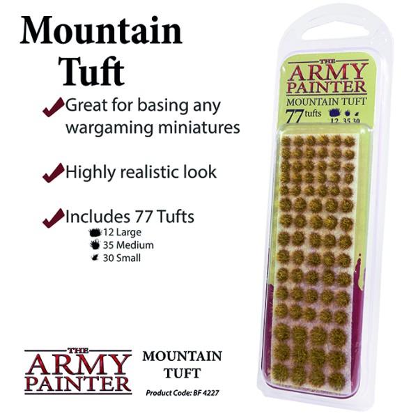 Battlefields: Mountain Tuft