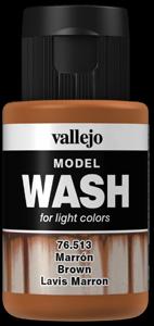 Model Wash 513 Brown