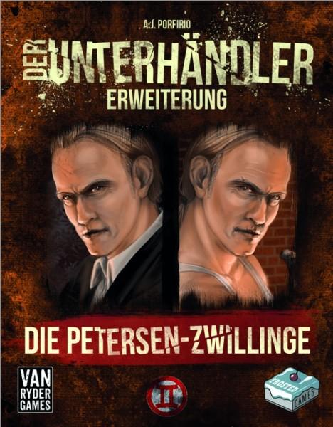 Der Unterhändler Erweiterung A2 - Die Petersen Zwillinge