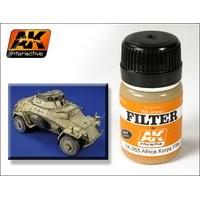Afrika-Korps-Filter