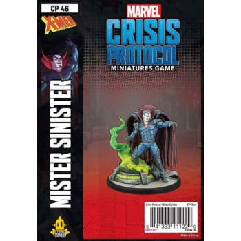 Marvel Crisis Protocol: Mr. Sinister Character Pack