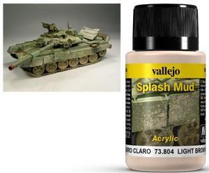 Splash Mud Light Brown 40 ml