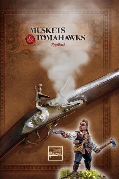 Muskets & Tomahawks Regelbuch (Deutsch)