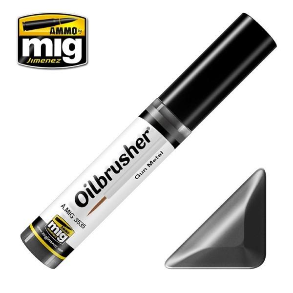 Oilbrusher Gun Metal (10ml)