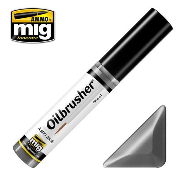 Oilbrusher Steel (10ml)