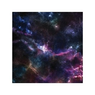 Space Sector 6 3x3 Gaming Mat (Variante A)