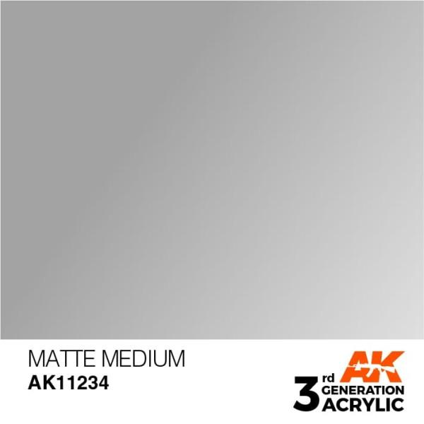 Matte Medium - Auxiliary