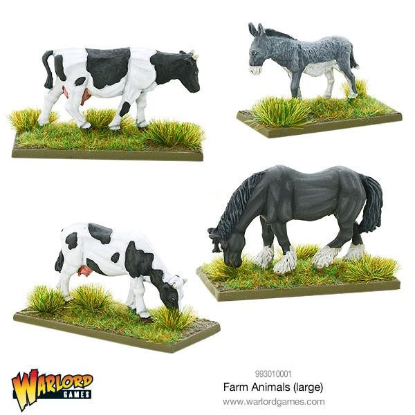 Farm Animals (large)