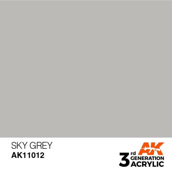 Sky Grey - Standard