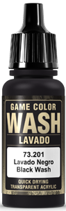 Wash Black Shade
