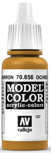 127 Gelbocker (Orchre Maroon)