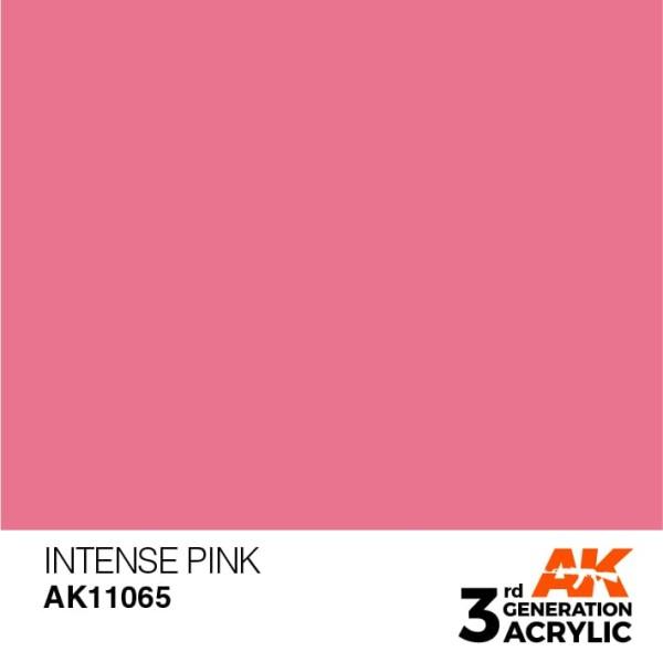 Intense Pink - Intense