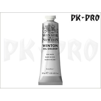 Winton Oil Colour Zinc White