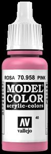040 Rosa (Pink)