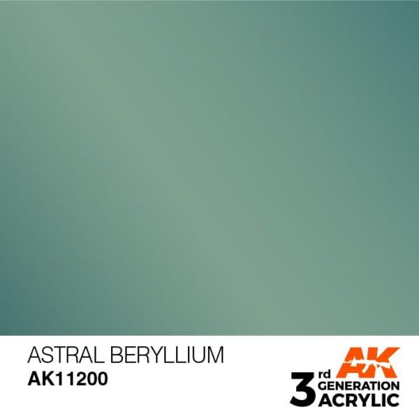 Astral Berrylium - Metallic