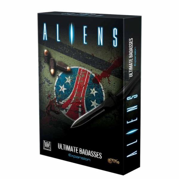 Aliens: Ultimate Badasses (EN)