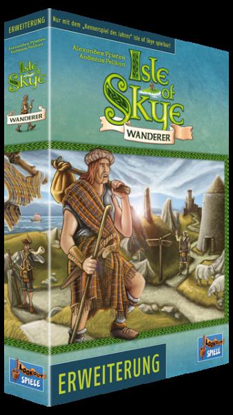 Isle of Skye - WANDERER - Erweiterung