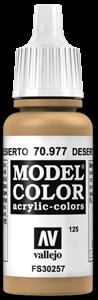 125 Ockergelb Dunkel (Desert Yellow)