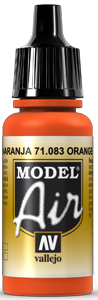 083 Orange, 17 ml