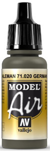 020 German Green, 17 ml