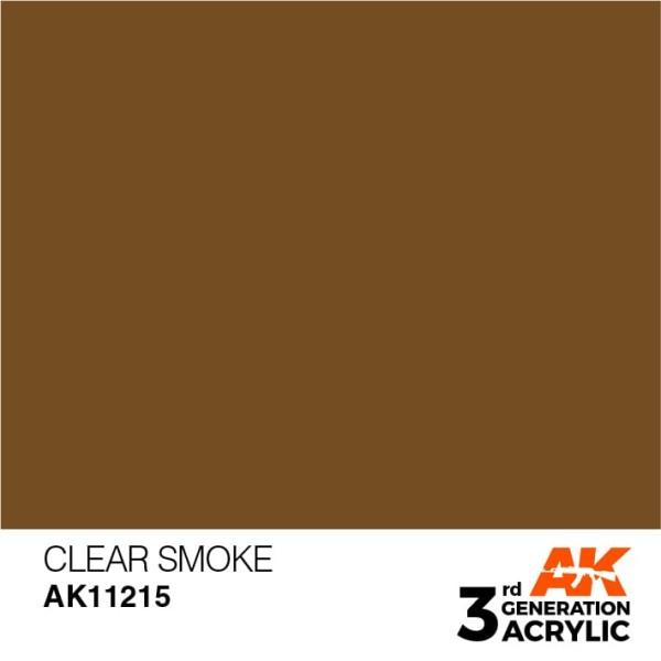 Clear Smoke - Standard