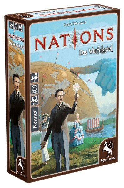 Nations: Das Würfelspiel