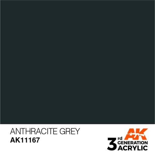 Anthracite Grey - Standard