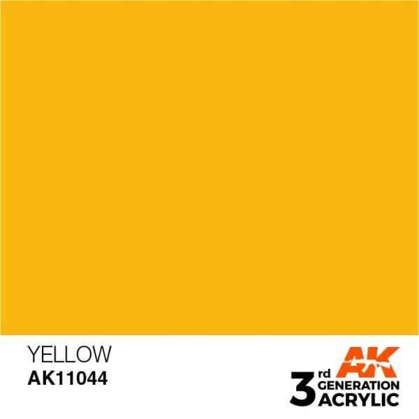 Yellow - Standard