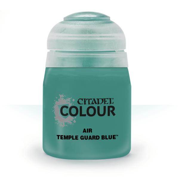 Air Temple Guard Blue