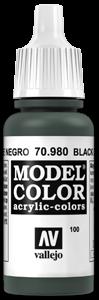 100 Tannengrün Dunkel (Black Green)