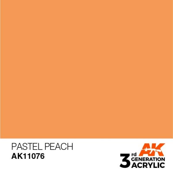 Pastel Peach - Pastel