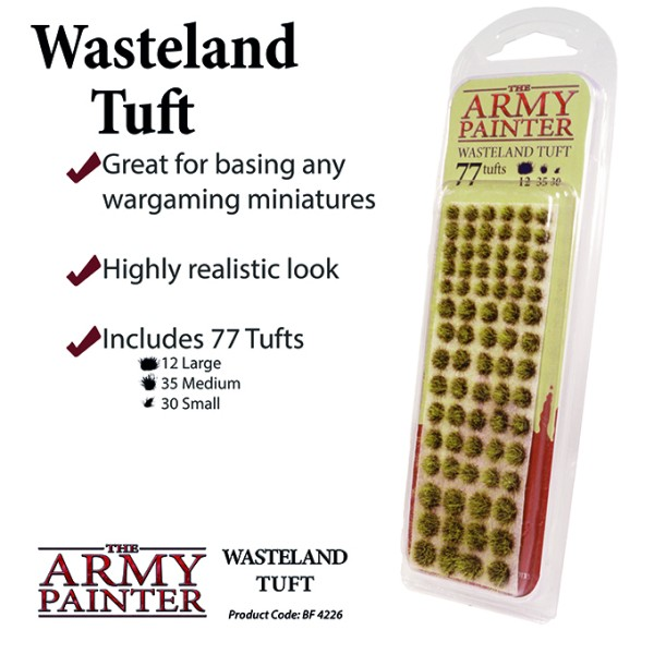 Battlefields: Wasteland Tuft