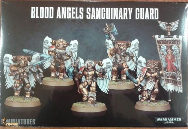 Sanguinische Garde der Blood Angels