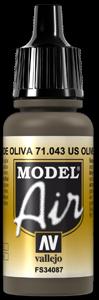 043 Olive Drab, 17 ml