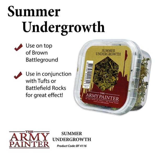Basing: Summer Undergrowth