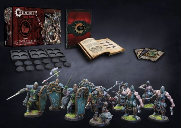 First Blood - Nord Faction Starter