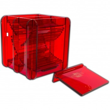 Dice Container - Red