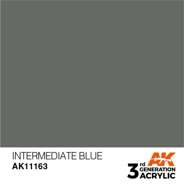 Intermediate Blue - Standard