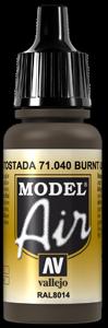 040 Burnt Umber, 17 ml